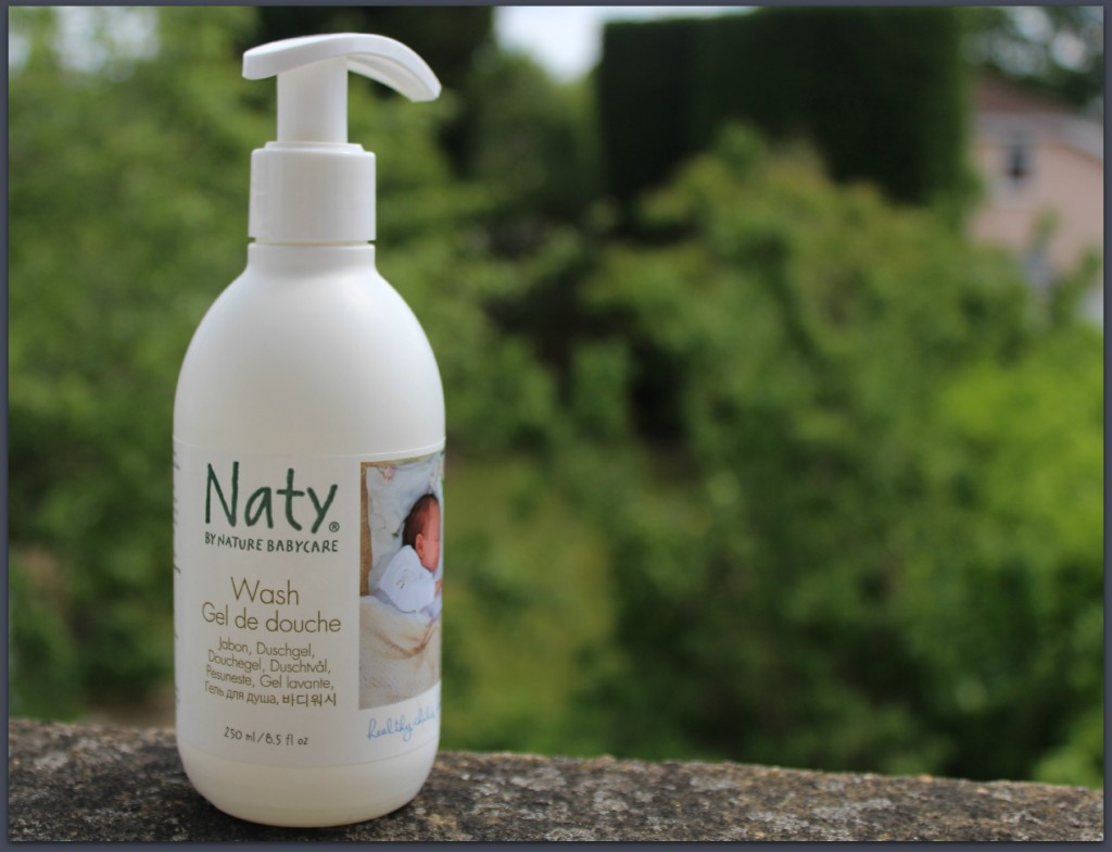 naty by nature babycare wash