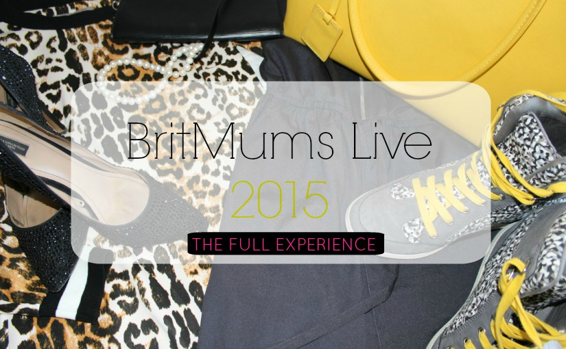 THE FULL EXPERIENCE BRITMUMS LIVE 2015