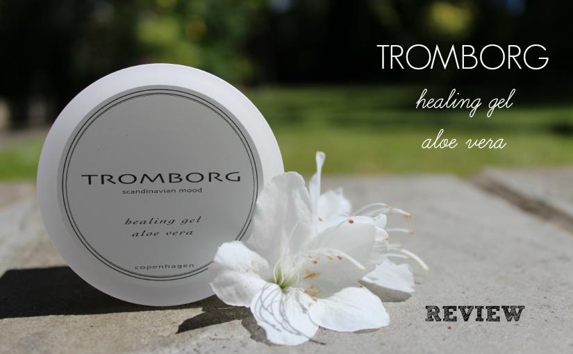 tromborg scandinavian mood healing gel aloe vera
