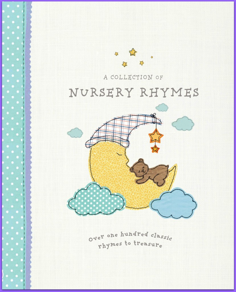 Gorgeous collection of nursery rhymes from Parragon Books