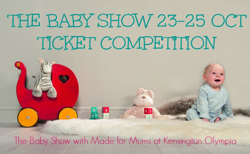 Win tickets to this year's The Baby Show at Kensington Olympia