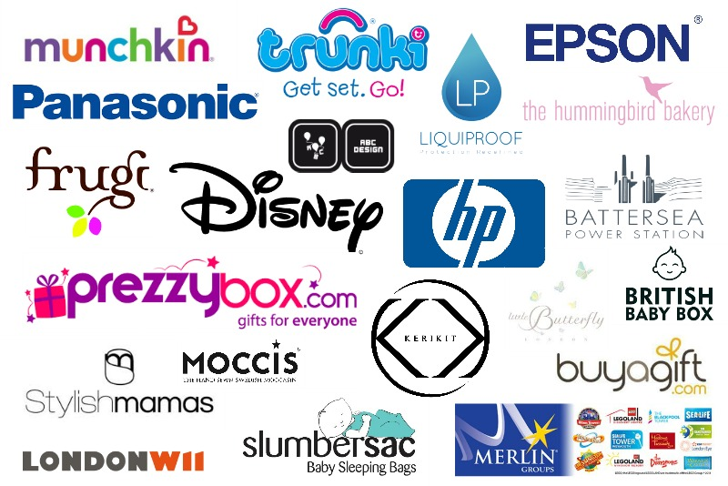 Some of the great brands and companies we have enjoyed working with!