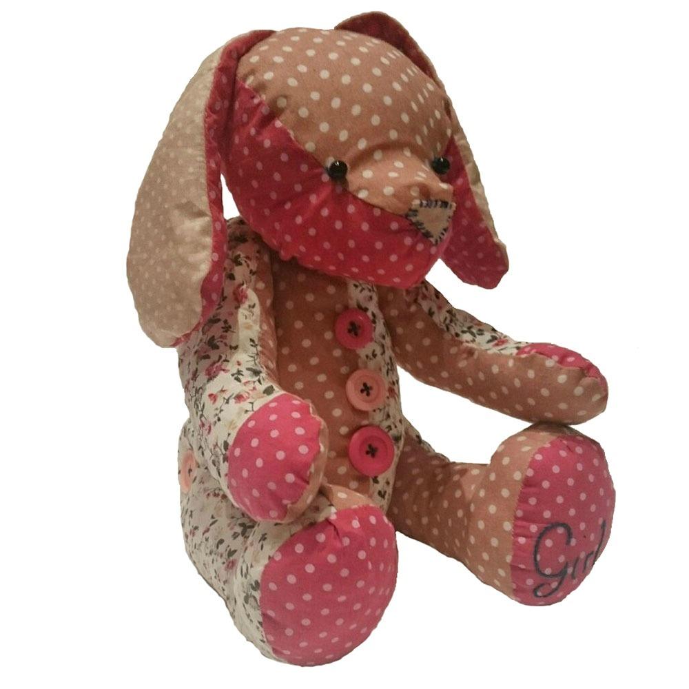 Super cute handmade bunny from Forever Memory Bear