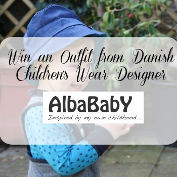 Win a gorgeous outfit from Albababy's SS16 collection on scandimummy.com now. Love the retro feel of this Danish brand.