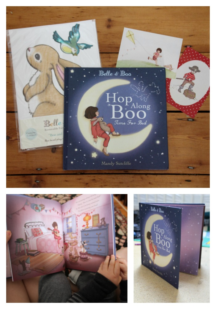 Beautiful wall stickers and books from Belle & Boo
