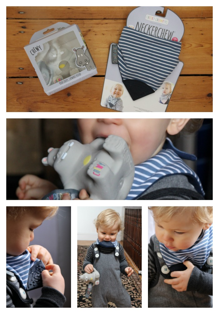 These items from Cheeky Chompers have definitely come in handy
