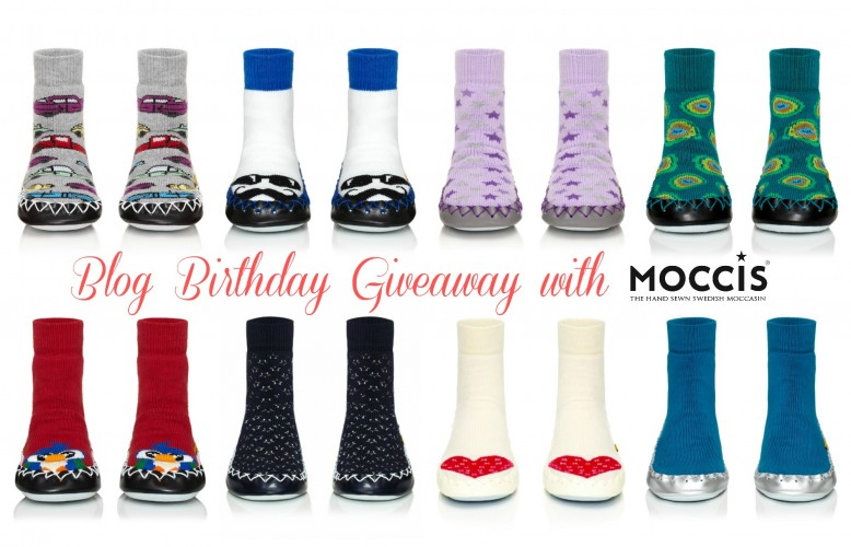 Win a pair of Moccis to celebrate Scandimummy.com's blog birthday