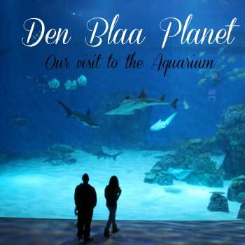 Our visit to The Blue Planet, the aquarium of Copenhagen.