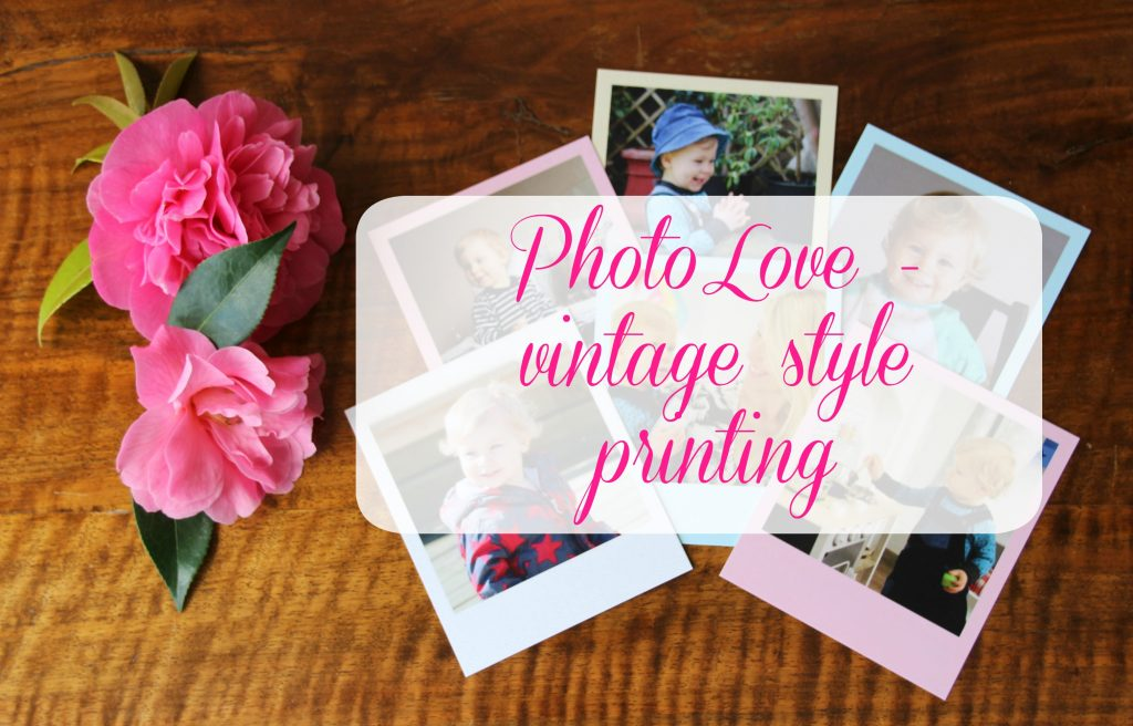We've been testing the printing service from Photolove