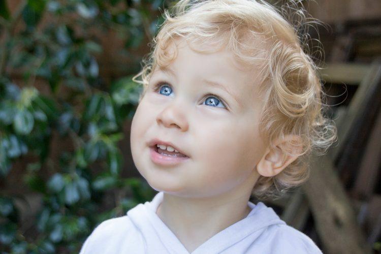 My angelic boy