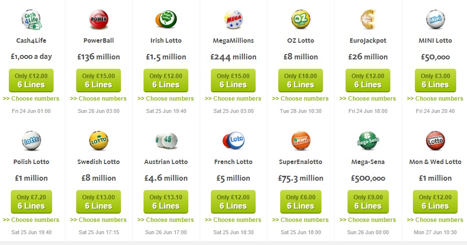 Win £50 and the chance to become a millionaire over on the blog with lottoland.co.uk