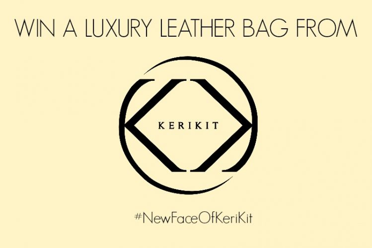 Enter to win a gorgeous leather bag and a modelling shoot by becoming the #newfaceofkerikit. Read more on the blog www.scandimummy.com!