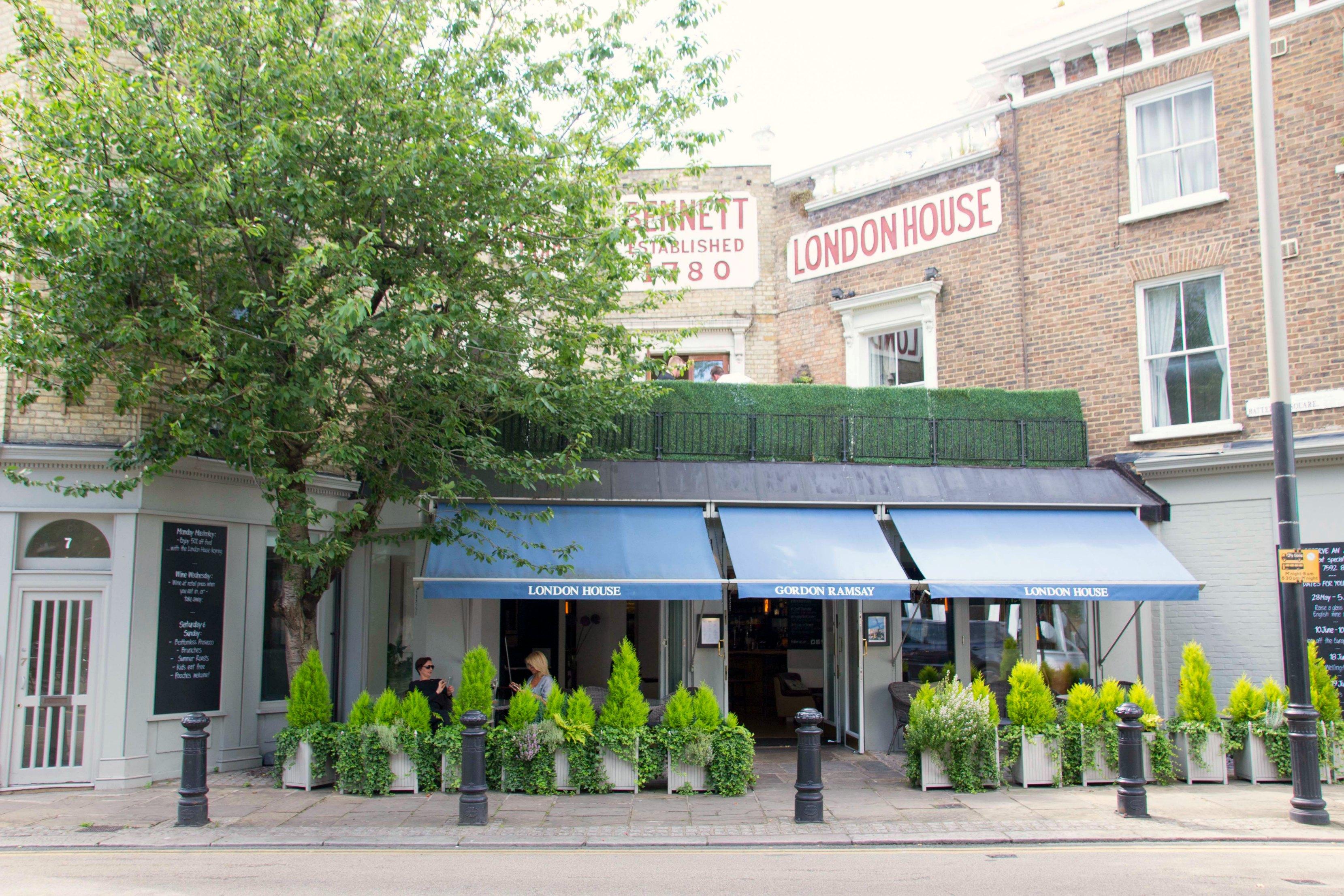 Gordon Ramsey's London House