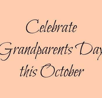 Celebrate Grandparents Day 2016