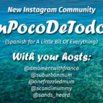 #UnPocoDeTodoUK NEW INSTAGRAM LINKY