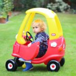 LITTLE TIKES COZY COUPE REVIEW & GIVEAWAY