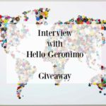 INTERVIEW WITH HELLO GERONIMO + GIVEAWAY