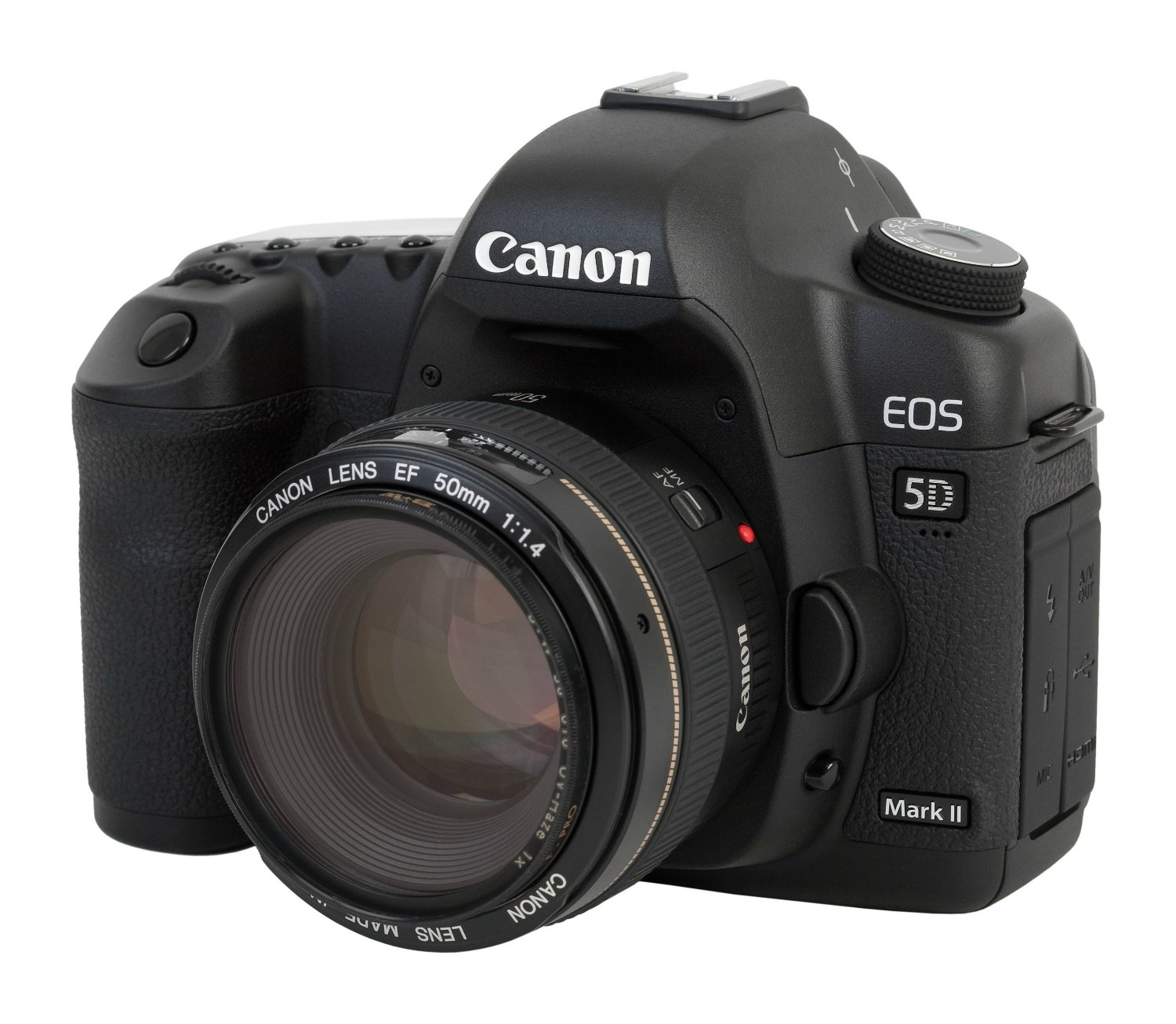 This Canon 5D mark ii is on my blogger's wish list