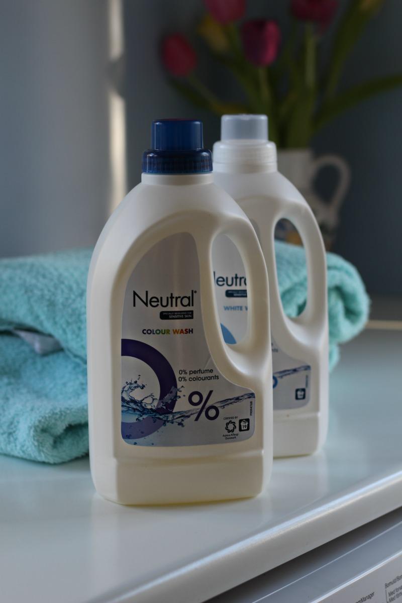 Neutral 0% colour wash