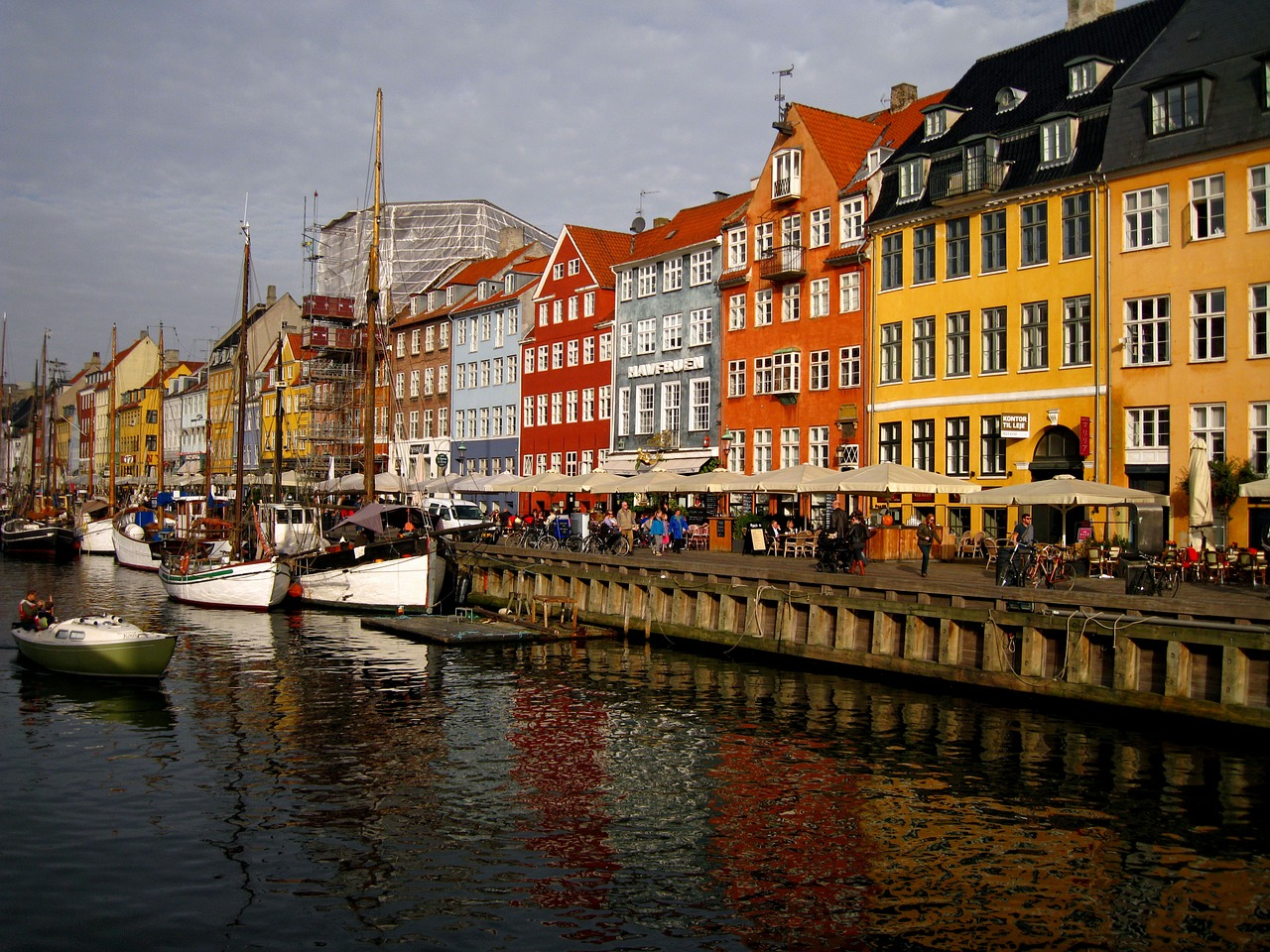 Copenhagen, one of the top family holiday destinations in Europe