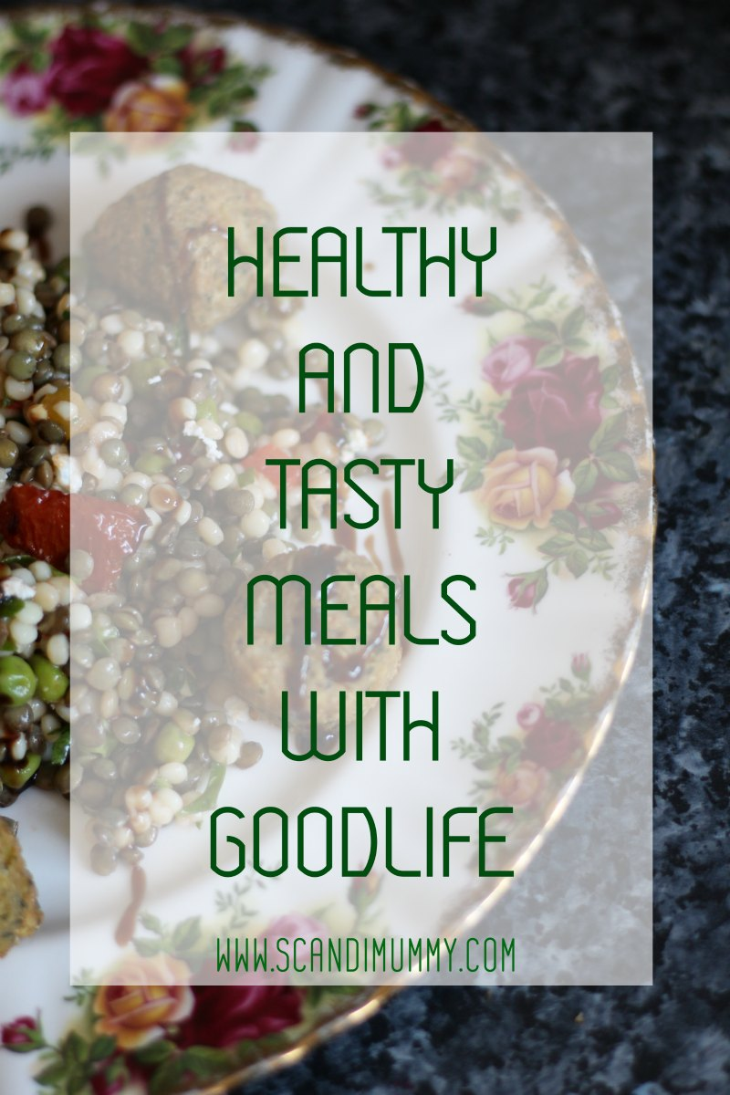 Healthy and tasty meals with Goodlife