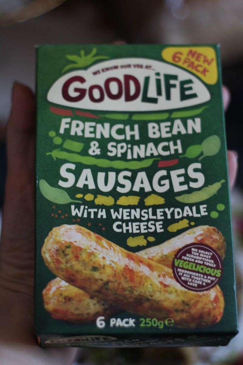 Goodlife sausages