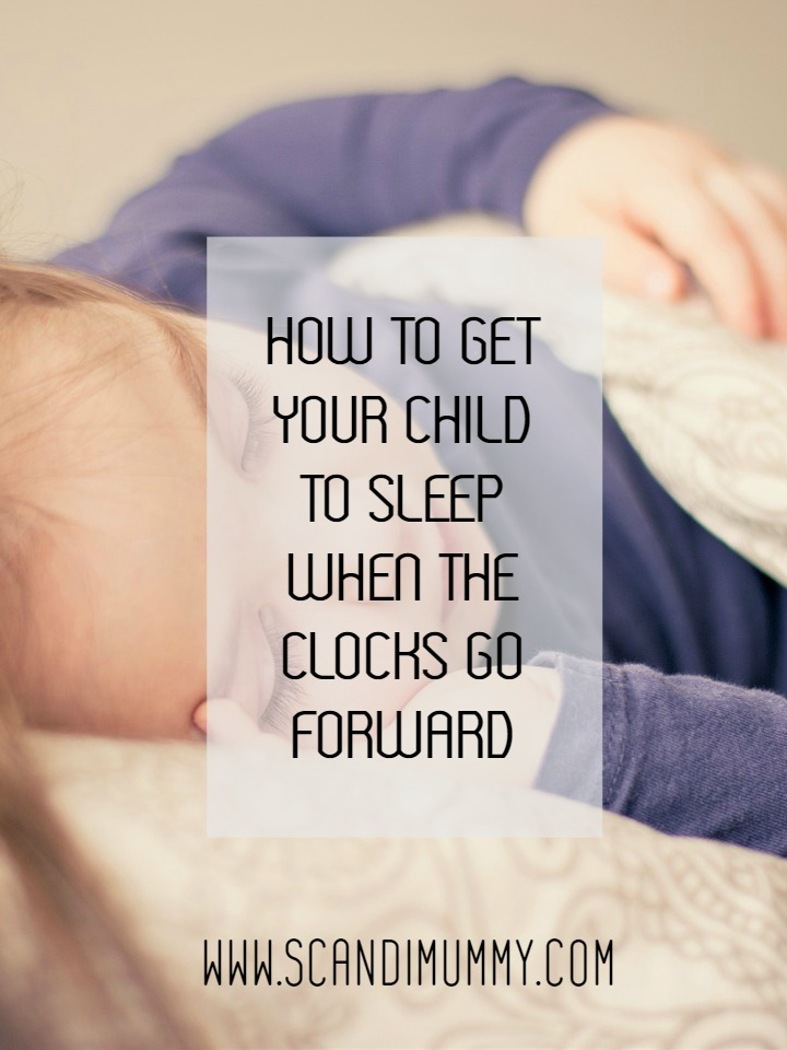 how to help your child go to sleep