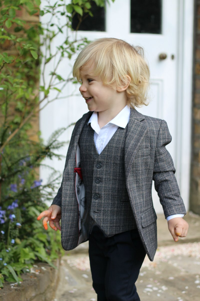 Alfie suit from Roco Clothing