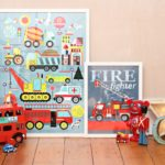 DECORATING WITH POSTERLOUNGE + GIVEAWAY