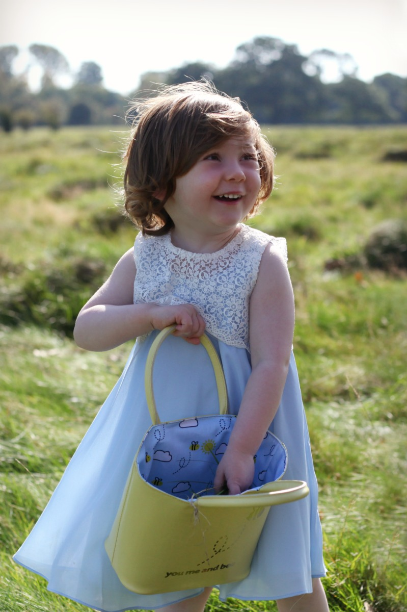 Toddler handbag from You Me and Bee