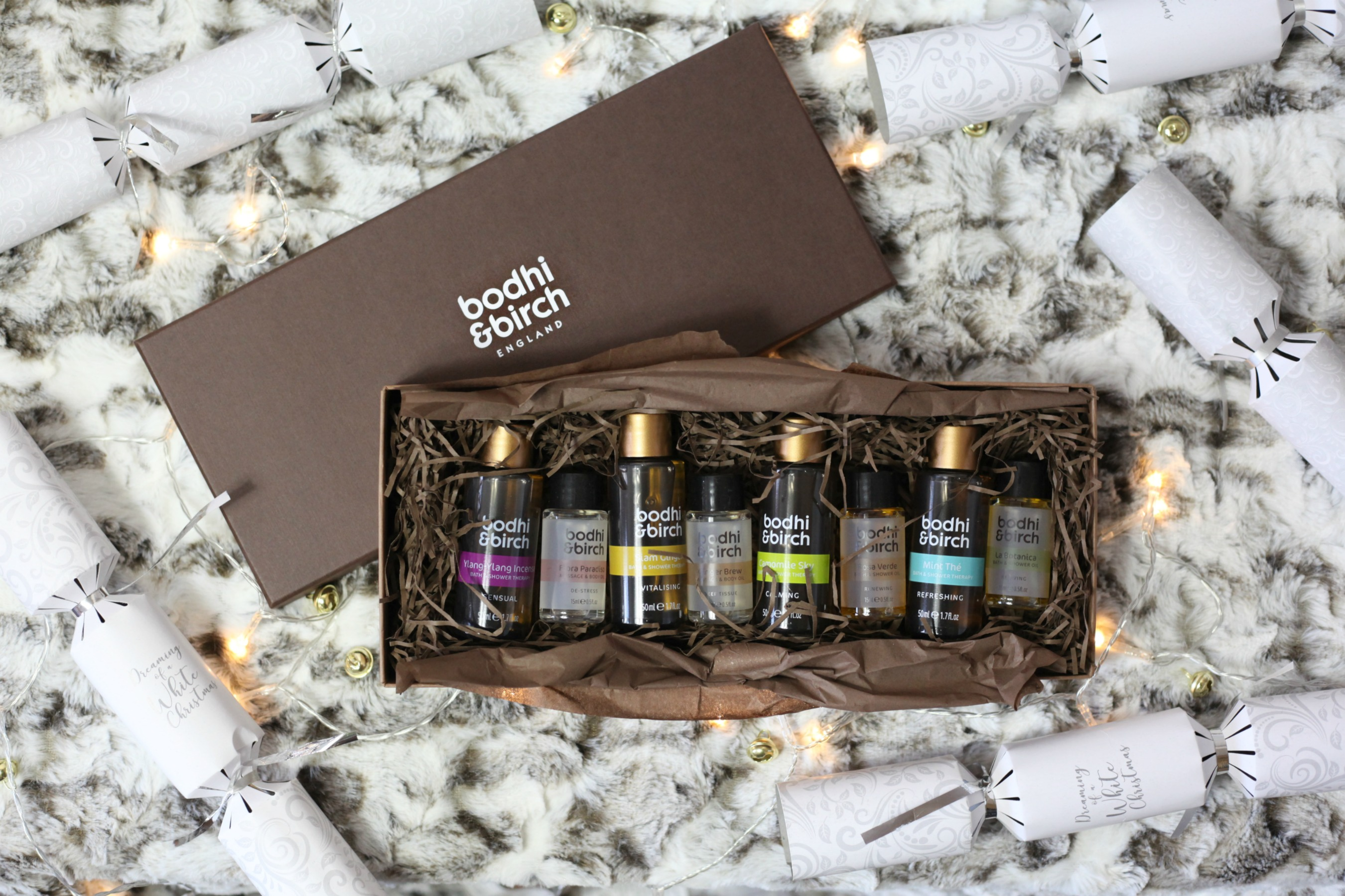Luxurious Christmas gift ideas from bodhi & birch