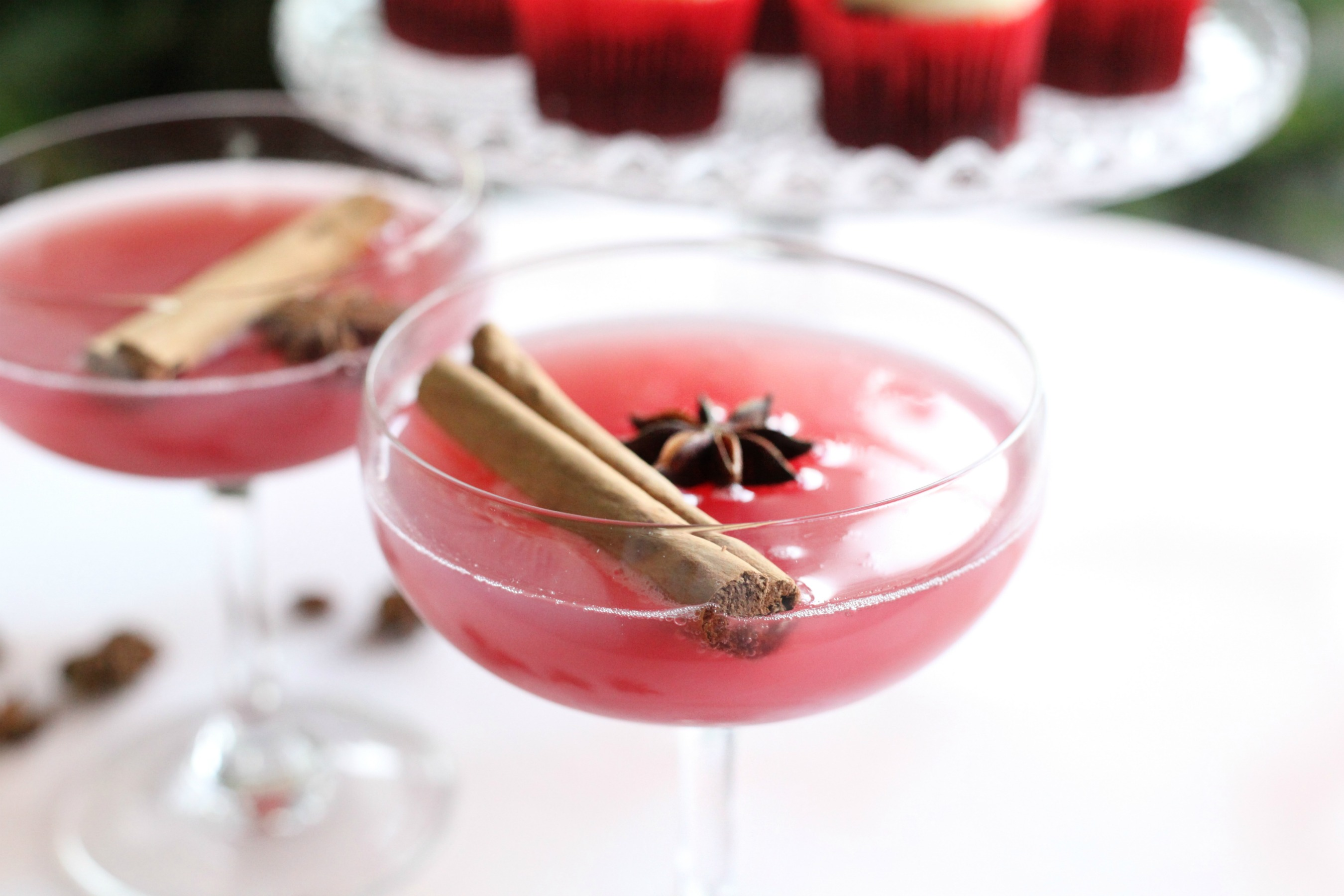 Make A Nutcracker Alcoholic Drink