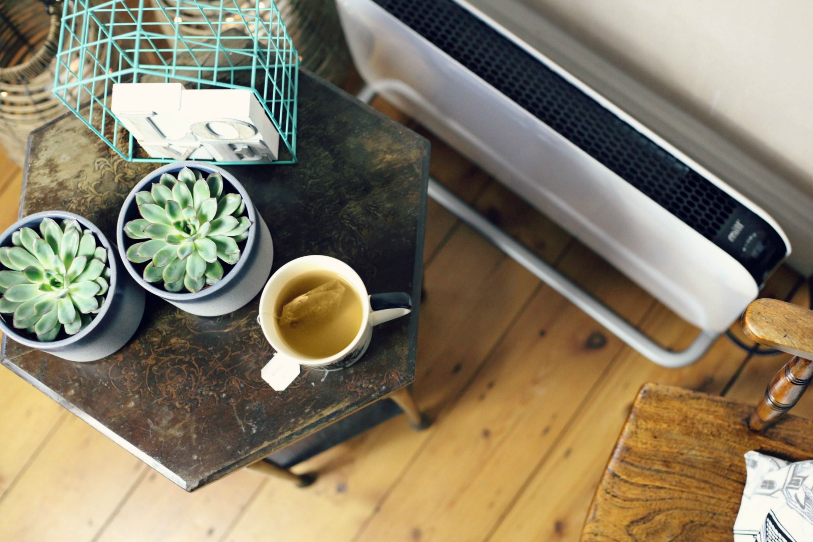 Hygge with Mill Heat convector heater