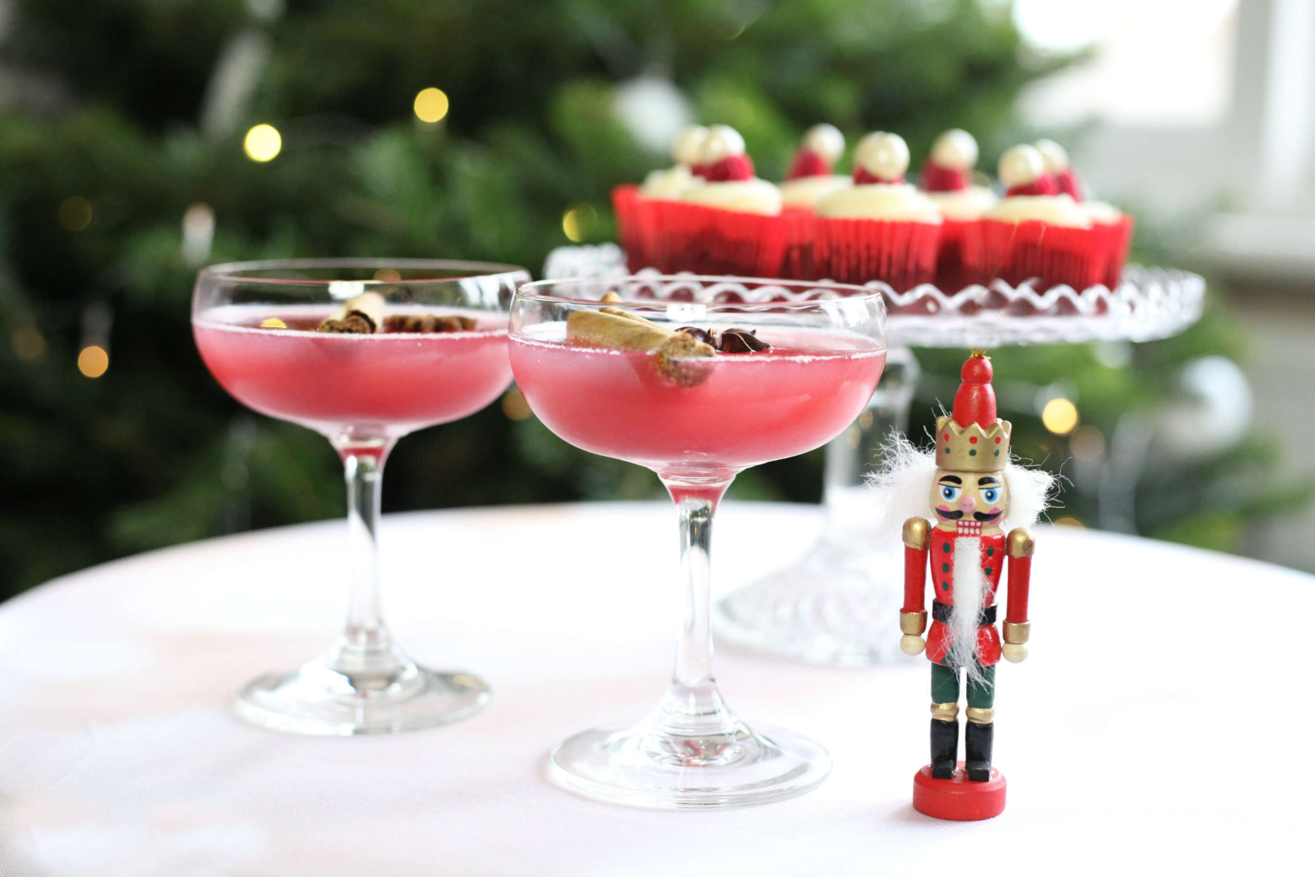 Easy festive christmas cocktails Simple holiday cocktails
