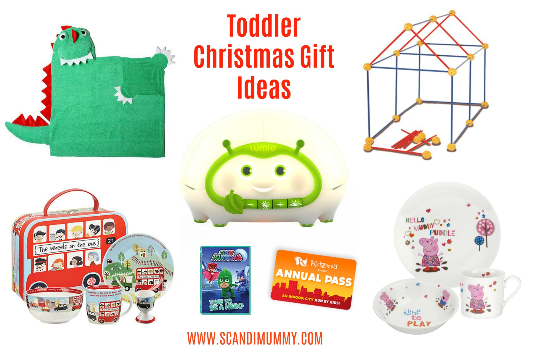 TODDLER CHRISTMAS GIFT IDEAS - scandimummy.com