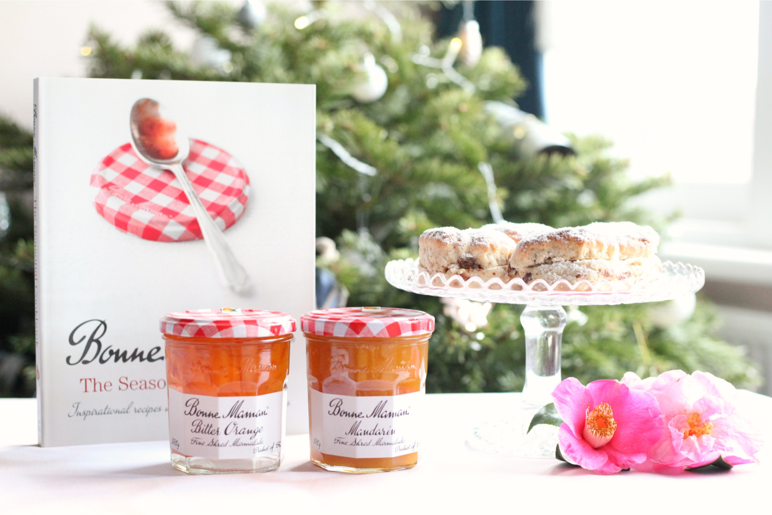 Win Bonne Maman marmalade and cookbook