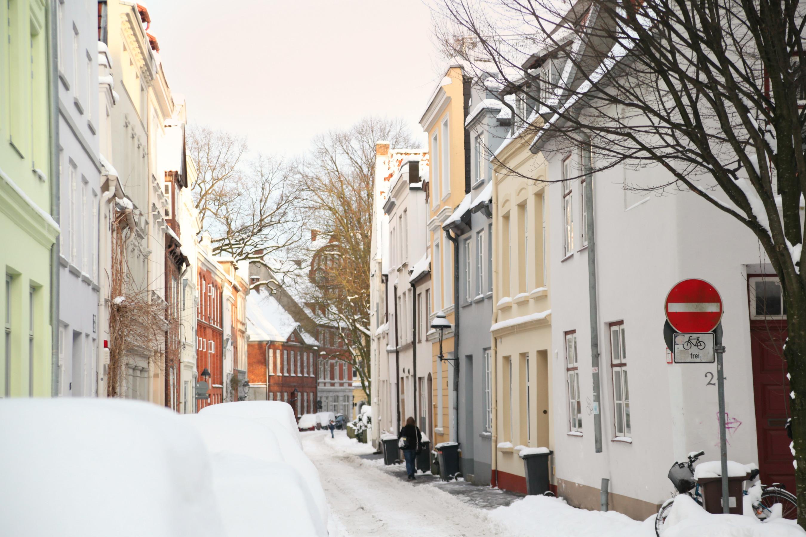 Streets of Lübeck
