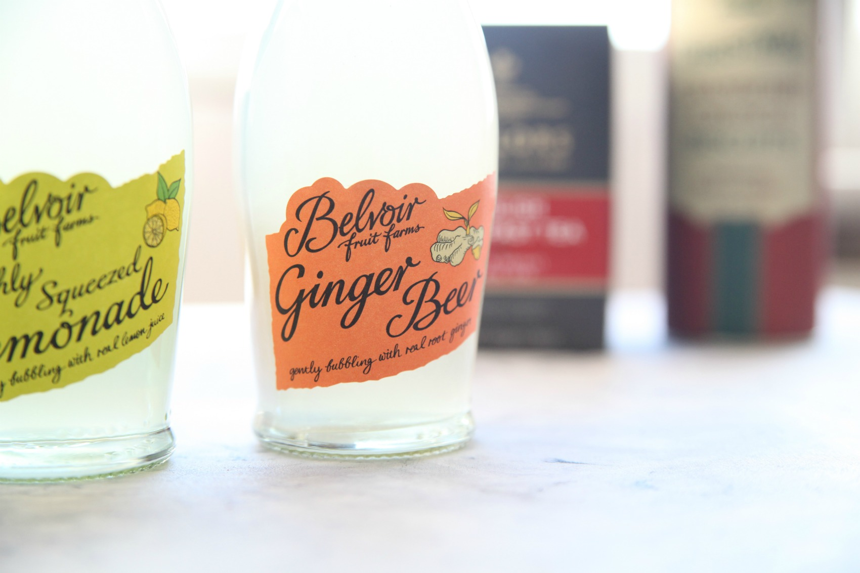Belvoir Fruit Farms drinks in the Jingle All the Way from Prestige Hampers