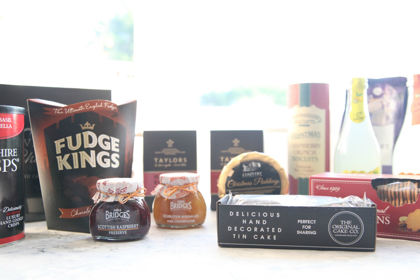 Jingle All the Way from Prestige Hampers