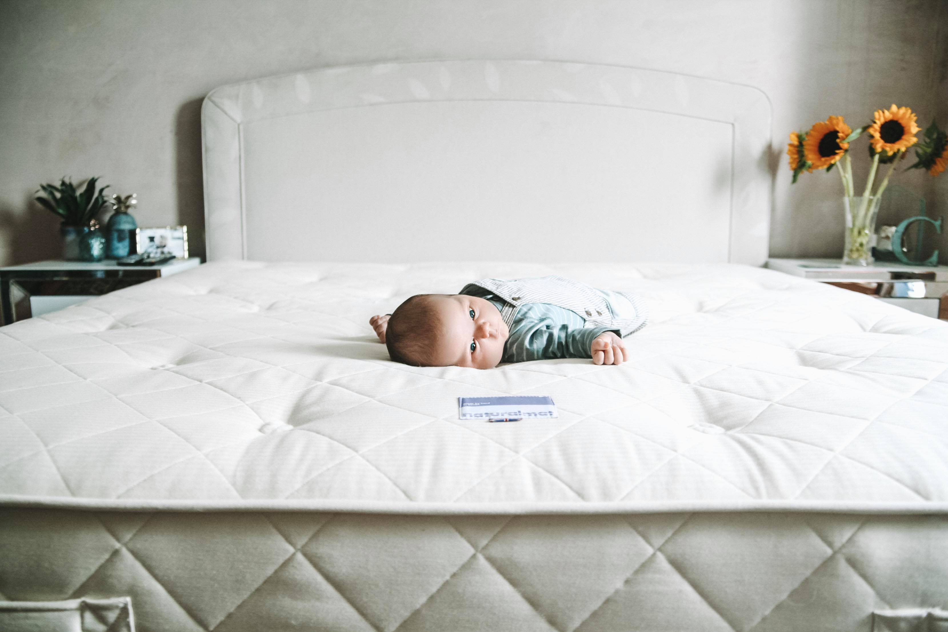 Sleep like a baby with Naturalmat