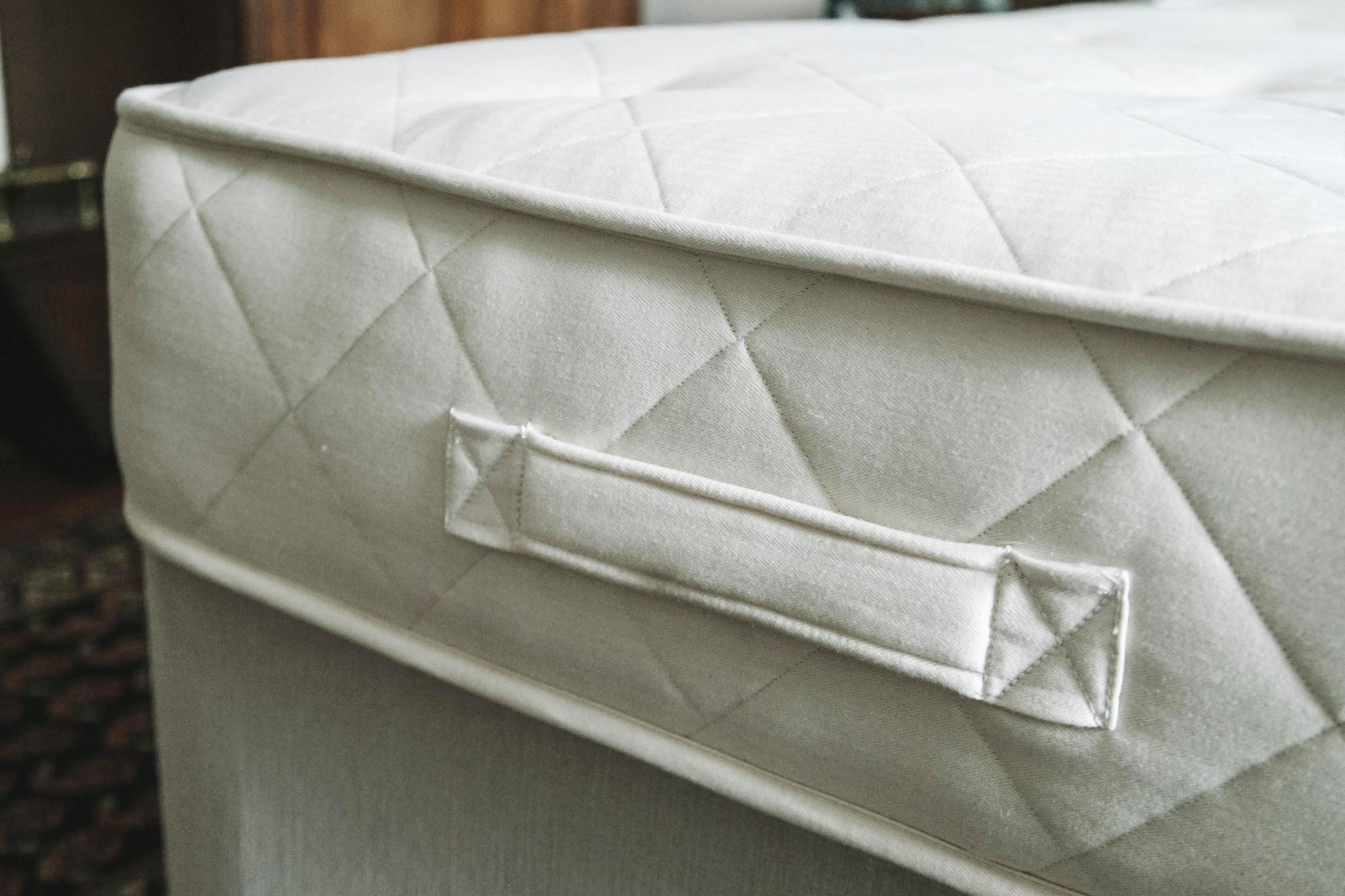 The Superb mattress from Naturalmat