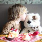 THE BEST CHILDREN'S AFTERNOON TEA IN LONDON - HILTON PARK LANE