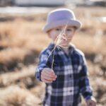 HOW TO RAISE INQUISITIVE CHILDREN    AD